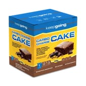 Energy Cake Carbo Charge ¡Delicioso pastel precompetitivo!