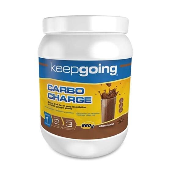Carbo Charge recharge les dépôts de glycogène.