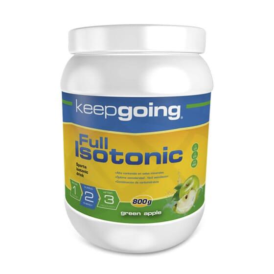 Manténte hidratado durante el ejercicio con Full Isotonic.