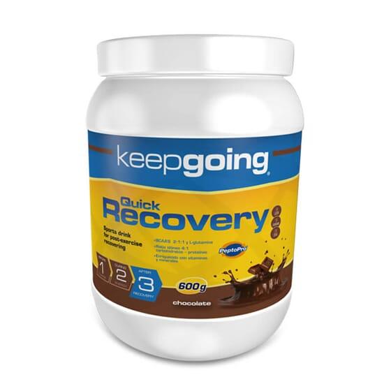 Quick Recovery 600g da Keepgoing