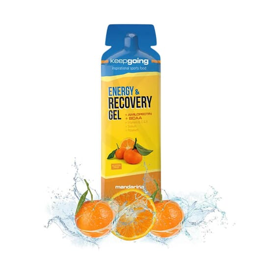 Gel Energy and Recovery energía instantánea de fácil asimilación.