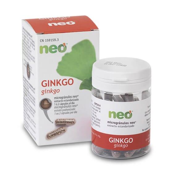 Ginkgo Neo s'utilise pour améliorer la microcirculation.