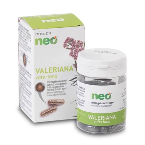 Con Valeriana Neo podrás descansar saludablemente.