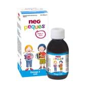 Neo Peques Ómega 3 acalma a pele do bebé.