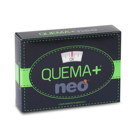 Quema+ Neo stimule la réduction des graisses.