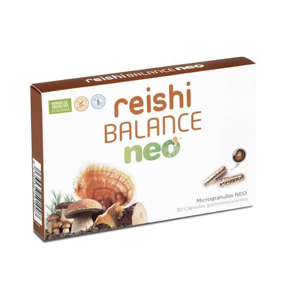 Reishi Balance Neo está indicado para problemas intestinales.