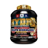 Hydr0% est une protéine pure et sans agents de remplissage.