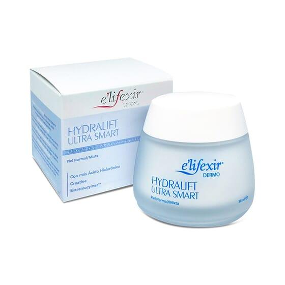 DERMO HYDRALIFT ULTRA SMART PIEL NORMAL/MIXTA 50ml de E'lifexir
