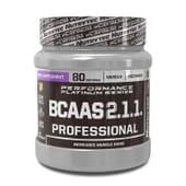 BCAAs 2.1.1 Professional (Performance Platinium Series) - Nutrytec