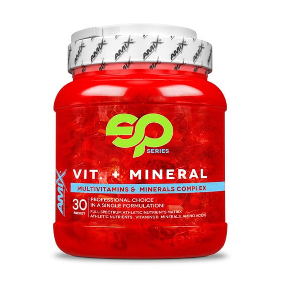 VIT AND MINERAL SUPER PACK 30 Unds da Amix Nutrition