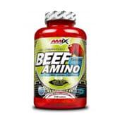 BEEF AMINO 250 Comprimés - AMIX NUTRITION - ACIDES AMINÉS PURS À PARTIR DE VIANDE DE BŒUF