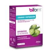 Facilita a depuração do teu organismo com o Depurativo de Alcachofra d Biform.