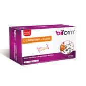 L-Carnitina + Q10 60 Capsule di Biform