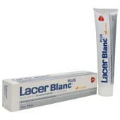 LACER BLANC PLUS PASTA DENTAL BLANQUEADORA CITRUS 125ml