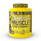 Colossus Muscle Professional (Colossus Series) - Nutrytec