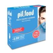 Pilfood Pack Energy Uomo 180 Pastiglie di Pilfood