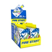 Fire Start Energy Gel 20 Géis da Olimp