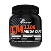 TCM 1100 MEGA CAPS - OLIMP - Tri-Creatina Malato
