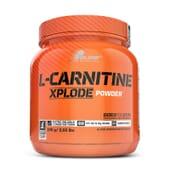 L-Carnitina Xplode Powder de Olimp contribuye a la oxidación de grasa.