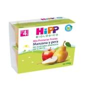 POTITO MANZANA Y PERA BIO 4 Ud de 100g de Hipp
