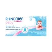 RHINOMER BABY MONODOSIS 20 Ud de 5ml