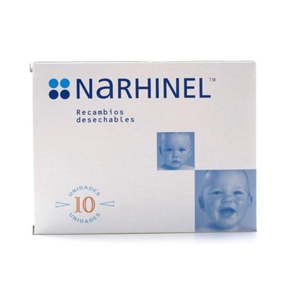 NARHINEL CLASSIC RECARGAS DESCARTAVEIS 10 Unds da Narhinel
