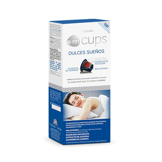 CARE KUPS BEAUX RÊVES - Gélules solubles relaxantes