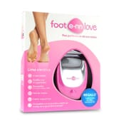 FOOT E-NN LOVE PACK LIMA - Lima eléctrica rápida y efectiva