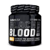 BLACK BLOOD NOX - BIOTECH USA - Fórmula pre-entreno