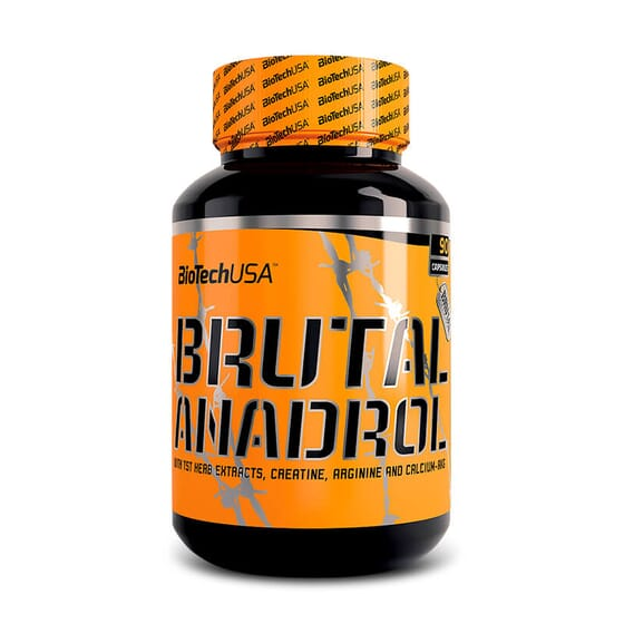 Brutal Anadrol está pensado para aumentar la fuerza y el rendimiento.