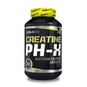 Creatina Ph-X 210 Caps da Biotech USA