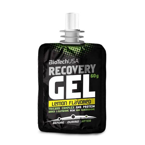 Recovery Gel de BioTech USA favorise la récupération musculaire.