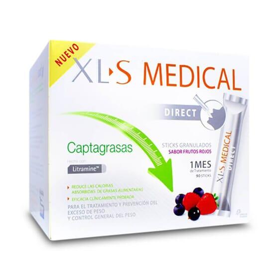 XL-S Medical Captagrasas está indicado para la pérdida de peso.