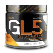 Gl5 Glutamina 300g da Starlabs Nutrition