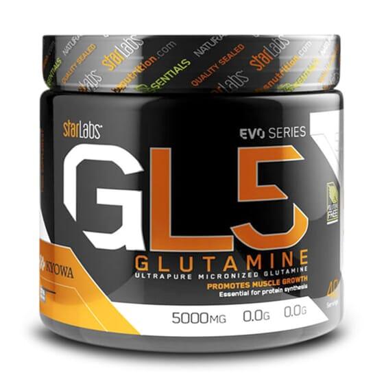 GL5 Glutamine optimise votre récupération.