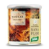 Sana Flor Mast-Lax favorece o trânsito intestinal.