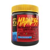 Mutant Madness é um pré-treino formulado para render ao máximo.