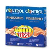 CONTROL FINISSIMO (MEGA ECO) - Plus de sensibilité !