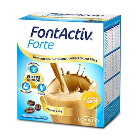 Fontactiv Forte Gusto Caffè 14 x 30g di Fontactiv