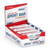 NATURAL OAT SPORT BAR 12x55 g Etixx