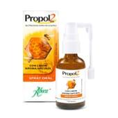 PROPOL2 EMF SPRAY ORAL - Aboca - ¡100% natural y sin gluten!