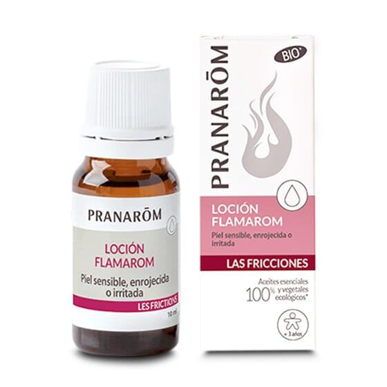 LES FRICTIONS LOTION FLAMAROM BIO 10 ml de Pranarôm