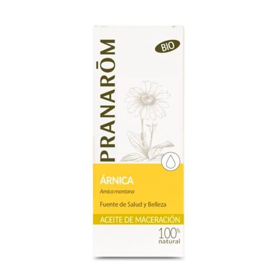 HUILE DE MACÉRATION ARNICA BIO 50 ml de Pranarôm
