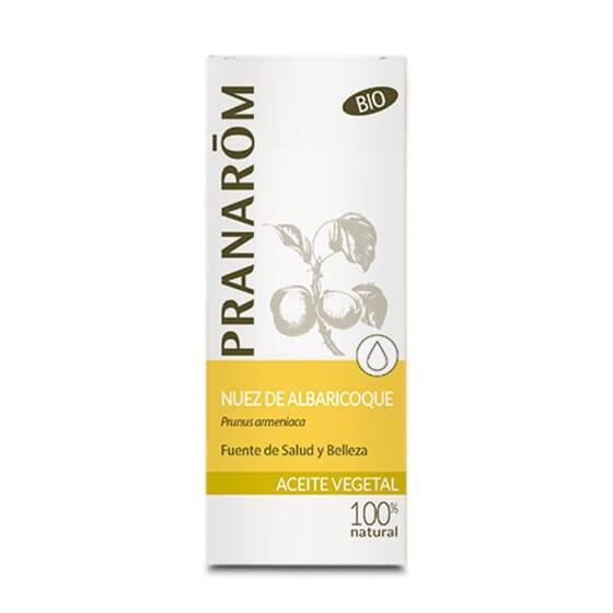HUILE VÉGÉTALE NOYAU D'ABRICOT BIO 50 ml de Pranarôm