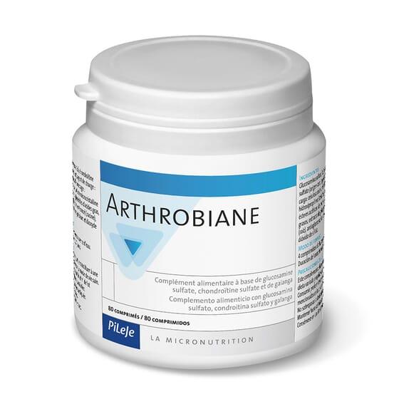 ARTHROBIANE 80 Tabs de Pileje