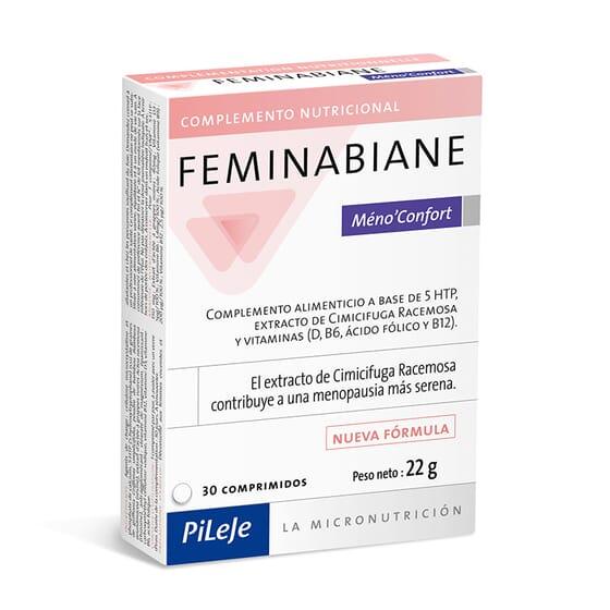 FEMINABIANE MÉNO'CONFORT 30 tabs da Pileje