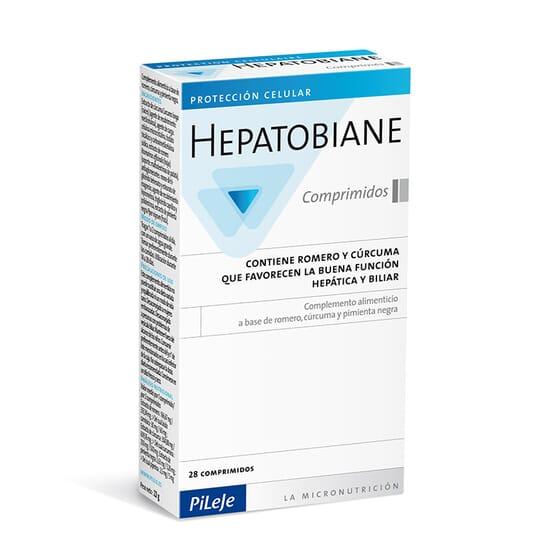 HEPATOBIANE 28 Tabs de Pileje