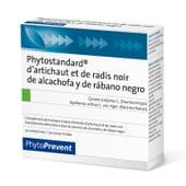 Phytostandard Alcachofa y Rábano Negro - Pileje - Salud hepática
