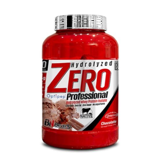 Hydrolyzed Zero Professional - Beverly Nutrition - Zéro sucre!