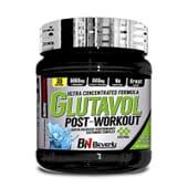 Glutavol Post-Workout mejora la recuperación después del entrenamiento.